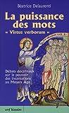 La puissance des mots - Virtus verborum