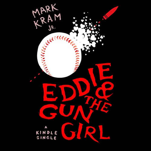 Eddie and the Gun Girl audiobook cover art