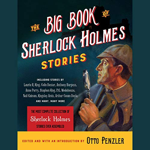 Couverture de The Big Book of Sherlock Holmes Stories