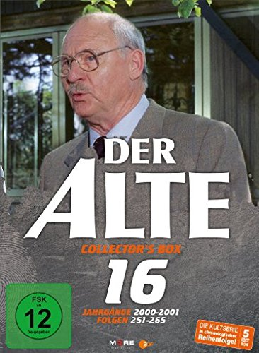 Collector's Box Vol.16, Folge 251-265 (5 DVDs)
