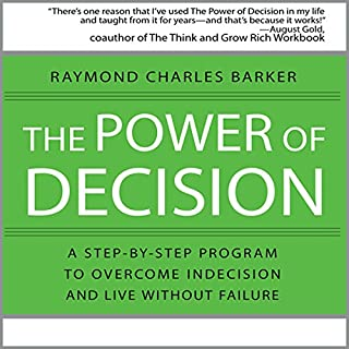 The Power of Decision cover art