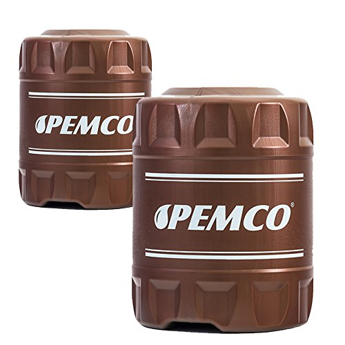 Pemco 2 x 20 Liter, to-4 Powertrain Oil SAE 30 Traktor Getriebeöl