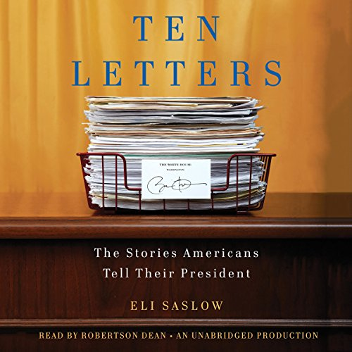 Ten Letters cover art