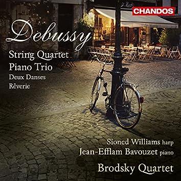 Debussy: String Quartet and Piano Trio