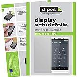 dipos I 6X Schutzfolie matt kompatibel mit Doogee Y300 Folie Bildschirmschutzfolie