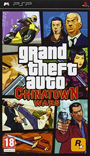 Cenega Grand Theft Auto - Juego (PSP)