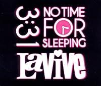 No time for sleeping 3:31 [Single-CD]