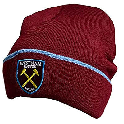 West Ham United Authentic Epl Claret Knit Hat - New For 2017