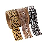 Animal Print Washi Tape - Crafts for Kids and Fun Home Activities