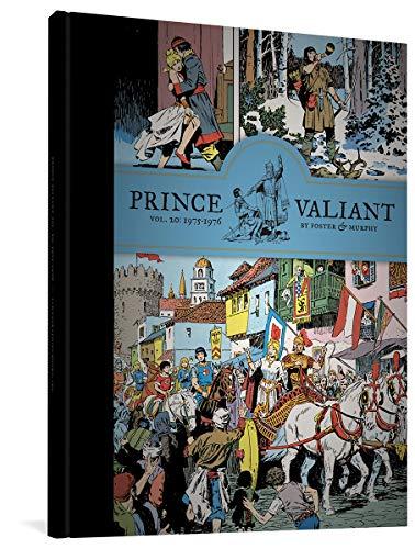 Prince Valiant Vol. 20: 1975-1976