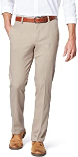 Men's Slim Fit Signature Khaki Lux Cotton Stretch Pants