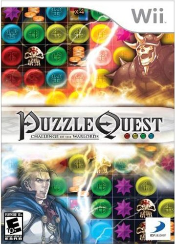 Puzzles  Quest Challenge Of The Warlords