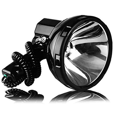 Big Shark Reflector luz ámbar portátil Spotlight