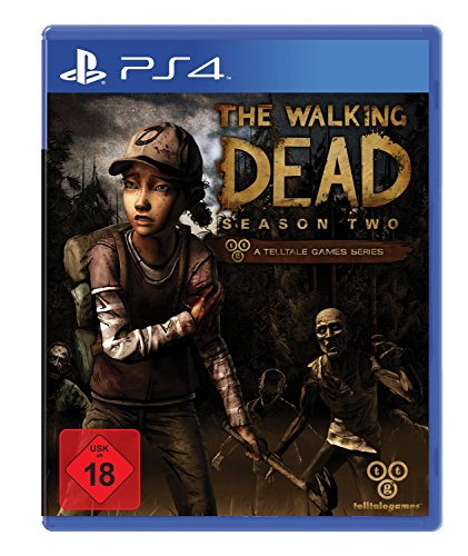 The Walking Dead - Season 2 - [Playstation 4]