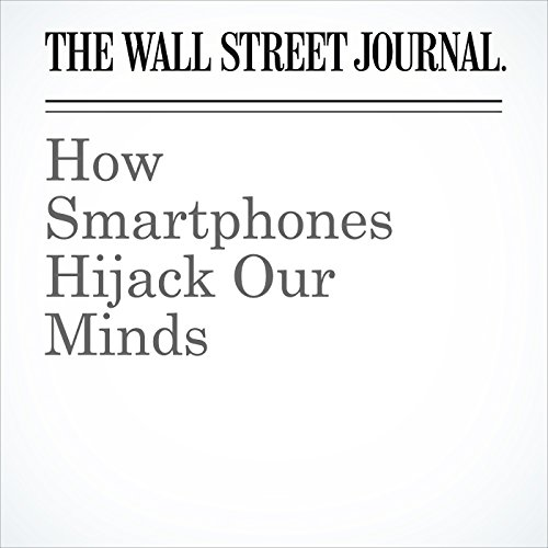 How Smartphones Hijack Our Minds copertina