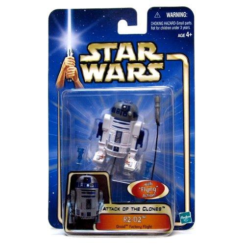 Star Wars: Episode 2 R2-D2 (Droid Factory Flight) Action Figure