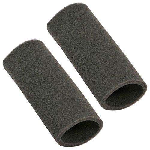 SPARES2GO Schaumstofffilter für den kabellosen Staubsauger Athlet von Bosch, 2Stück