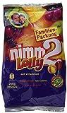 nimm2 Lolly – Fruchtige Lutscher in vier unterschiedlichengeschmackskombinationen zum Naschen