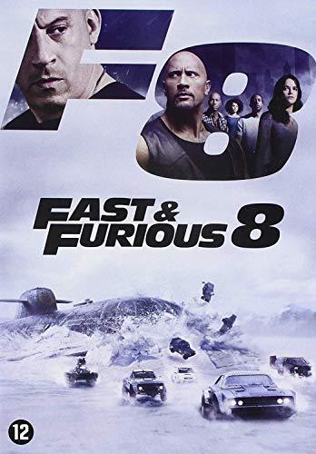 DVD - Fast & Furious 8 (1 DVD)