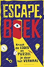 Escape boek: Kraak de codes en puzzel je door het verhaal (Dutch Edition)