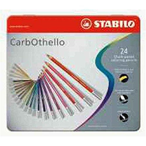 STABILO CarbOthello Farbe (mehrfarbig)