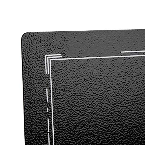 Stable Magnetic Sticker, Textured PEI Powder Steel Sheet, for Hot Bed ENDER-3/3S/3Pro/5