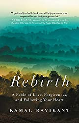Rebirth book (Books about travel and self discovery)