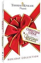 Thomas Kinkade Presents - Holiday Collection: (Christmas Lodge / Christmas Miracle)