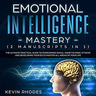 Emotional Intelligence Mastery (2 Manuscripts in 1) cover art
