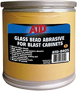 ATD Tools 8405 Glass Bead Abrasive for Blast Cabinets