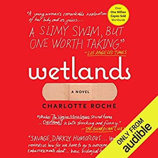Wetlands audiobook cover art