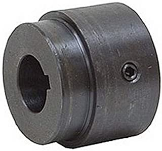X Series 3//4 Bore Size 3//4 Bore Size G/&G Manufacturing Hexagon Bore G/&G 00036012 Weldahubs