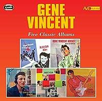 Gene Vincent: Five Classic Albums