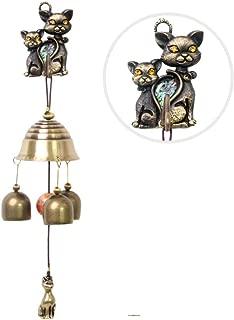 Wall Door Ornaments Indoor Outdoor /… Gladworts Vintage Metal Doorbell Retro//Classic Magnetic Wind Chimes Decoration for Shopkeepers