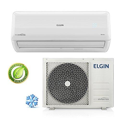 Ar Condicionado Split HW Inverter Elgin Eco 9.000 BTUs/h 220V Frio 45HVFI09B2IA