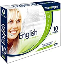 Tell Me More English Performance Version 9 (10 Levels) [OLD VERSION]