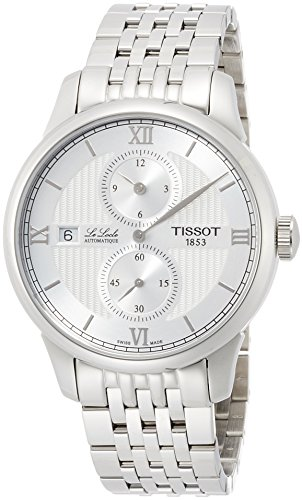 TISSOT Mod. LE LOCLE - Automatic - S-S - MULITF. - BRACIALET - Data - Swiss Made