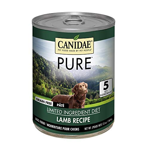 Canidae PURE Grain Free Wet Dog Food with Lamb