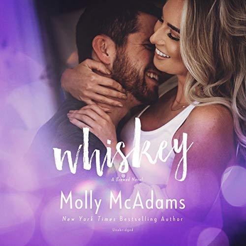 Whiskey audiobook cover art