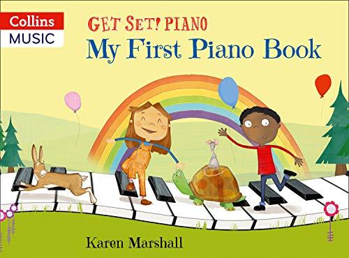 Get Set! Piano - Ready to Get Set! Piano: Tutor Book