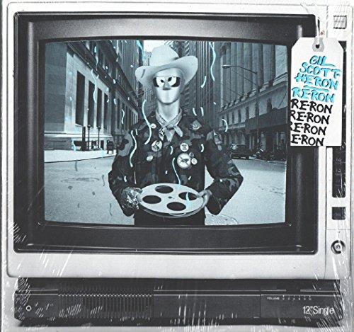 "Gil Scott-Heron: Re-Ron 12"" VG++/NM Canada Arista ASX 1 9216"