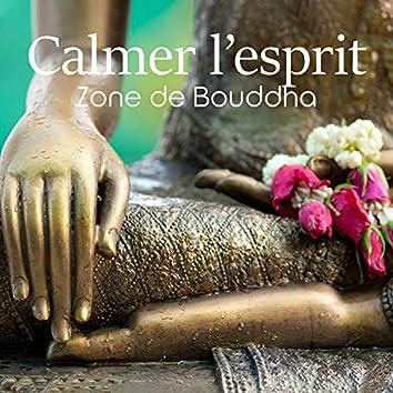Calmer l'esprit: Zone de Bouddha, Musique de méditation, Jardin japonais, Exercices respiratoires