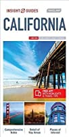 Insight Guides Travel Map California (Insight Travel Maps)
