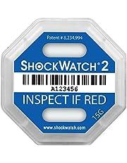 Shockwatch 2 – 15G (20 uds) Indicador Impacto
