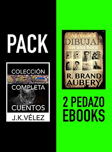 Colección Completa Cuentos & Aprende a Dibujar en una hora: Pack 2 pedazo ebooks eBook: Vélez, J. K., Aubery, R. Brand: Amazon.es: Tienda Kindle