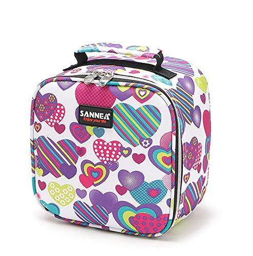 ZYNW Compartiment Cooler Bag Tote Adult Isolated Lunch Bag Voor Mannen Vrouwen, Lekvrije Zachte Koeler Voor Kayak, Strand, Reizen, Werk, Picknick, Levensmiddelenwinkel. (19×12×19cm)