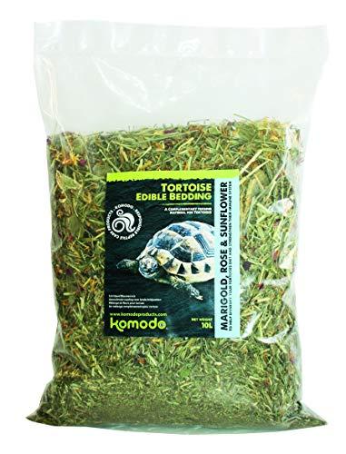Komodo 10 LTR eetbare Bedding schildpad