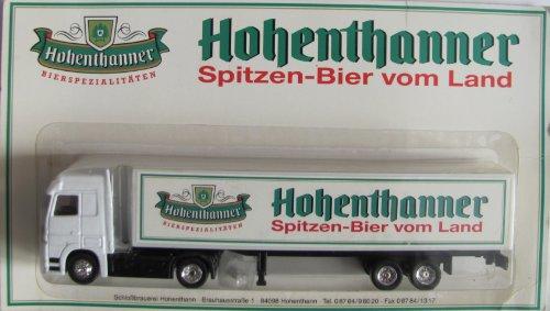 Hohenthanner Nr.01 - Spitzen-Bier vom Land - MB Actros - Sattelzug
