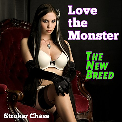 Love the Monster (The New Breed) cover art