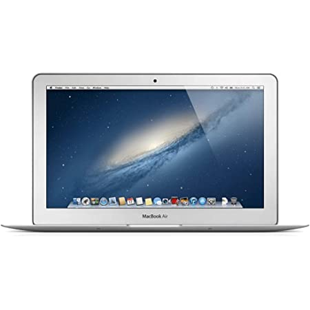 "Apple MacBook Air 11.6"" (i5-5250u 8gb 128gb SSD) QWERTY U.S Teclado MJVM2LL/A Principio 2015 Plata (Reacondicionado)"